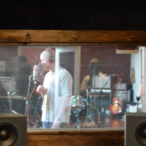 sånginspelning studio bm blues band